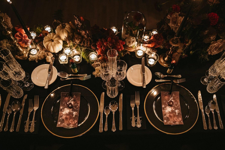 Beautiful & Stylish Gloster House Wedding 88