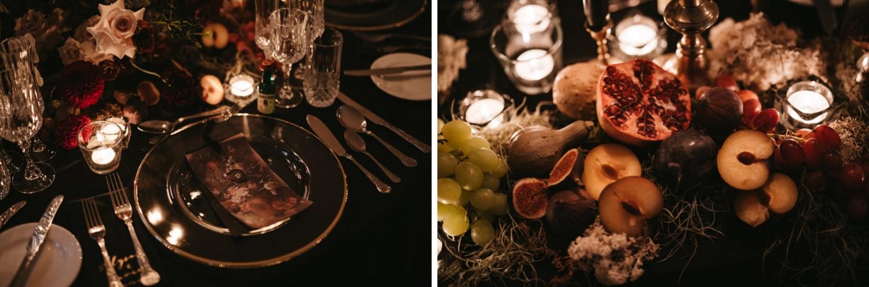 Beautiful & Stylish Gloster House Wedding 89
