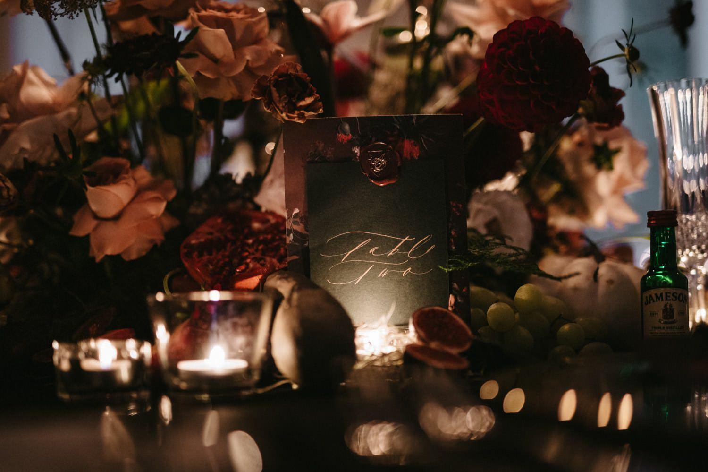Beautiful & Stylish Gloster House Wedding 92