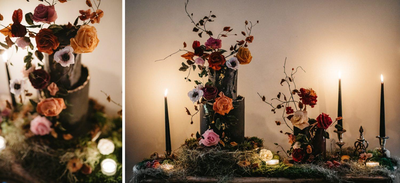 Beautiful & Stylish Gloster House Wedding 93