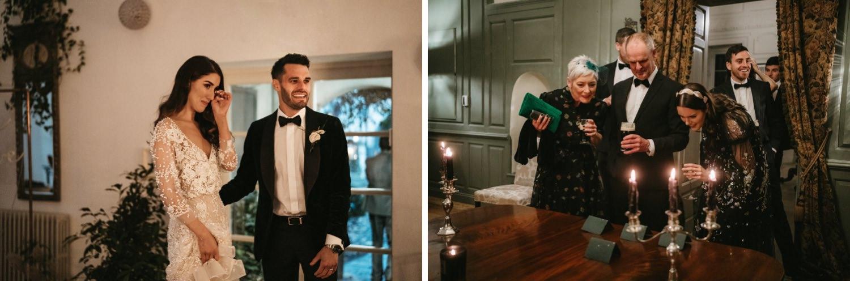 Beautiful & Stylish Gloster House Wedding 94