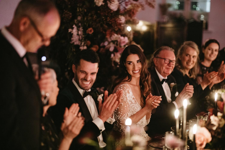 Beautiful & Stylish Gloster House Wedding 97