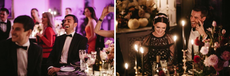 Beautiful & Stylish Gloster House Wedding 98