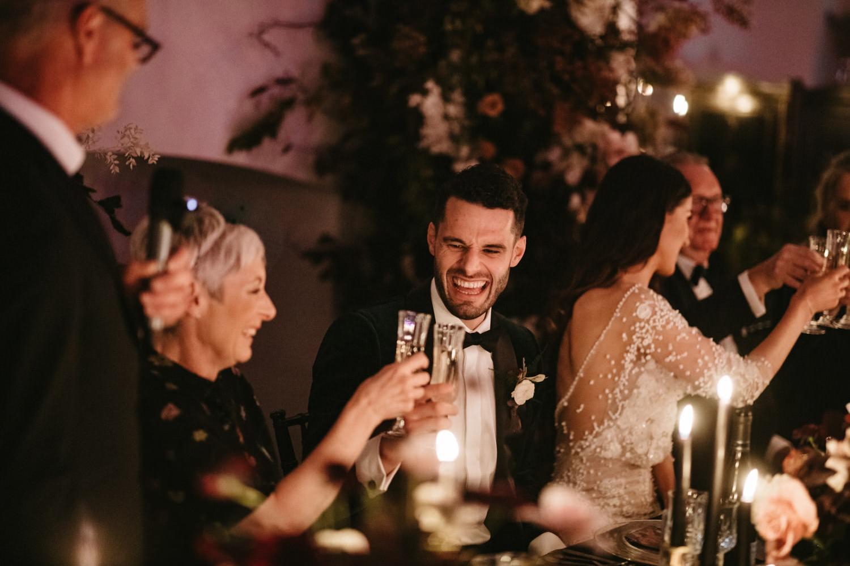 Beautiful & Stylish Gloster House Wedding 100