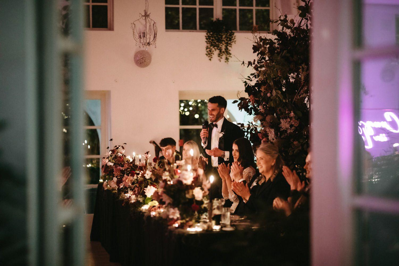 Beautiful & Stylish Gloster House Wedding 101