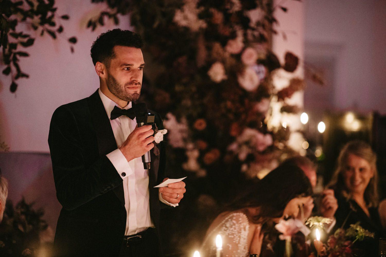 Beautiful & Stylish Gloster House Wedding 103