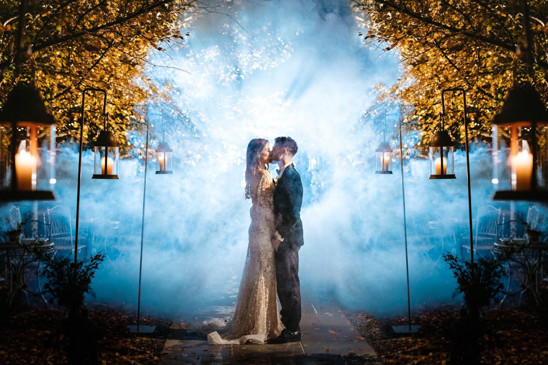 Beautiful & Stylish Gloster House Wedding 106